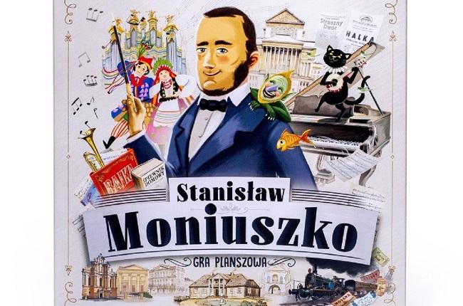 Настольная гульня, прысьвечаная Станіславу Манюшку