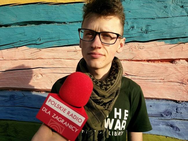 Кіраўнік юрыдычнай службы Legalize Belarus Станіслаў Шашок.