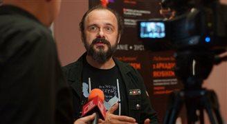Lwów: spotkanie A.Jakubika z publicznością festiwalu