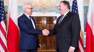 Aktywność Polski na arenie międzynarodowej