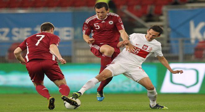Mecz Polska - Łotwa