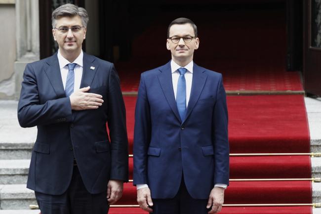 Прем'єр-міністр Хорватії задоволений співпрацею з Польщею