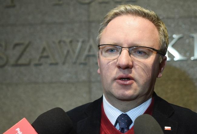 Krzysztof Szczerski. Photo: PAP/Radek Pietruszka
