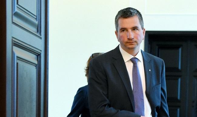 Finance Minister Mateusz Szczurek. Photo: PAP/Radek Pietruszka