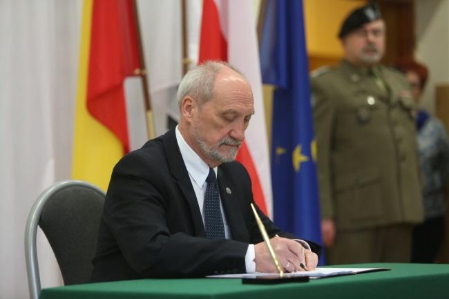 Antoni Macierewicz. Photo: PAP/Leszek Szymański