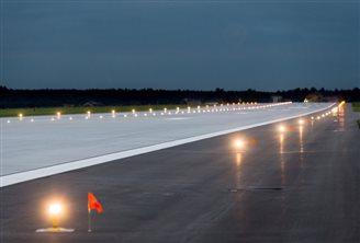 Katowice airport opens new runway