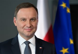 Polish president visits Berlin