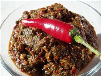 Кухня: грузінская аджыка (РЭЦЭПТ)
