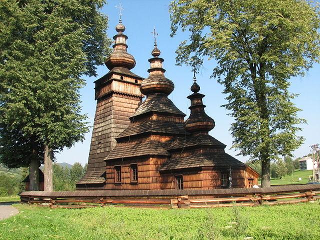 Церква в Квятоні