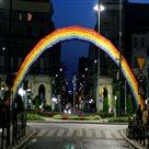 Q&A :: Rainbow unwoven