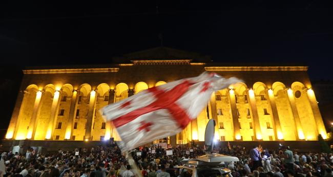 Протест у Тбілісі 06.2019р