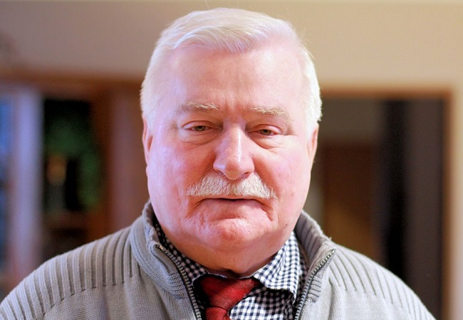Lech Wałęsa. Photo: Jarle Vines [CC BY 3.0 (https://creativecommons.org/licenses/by/3.0)], from Wikimedia Commons