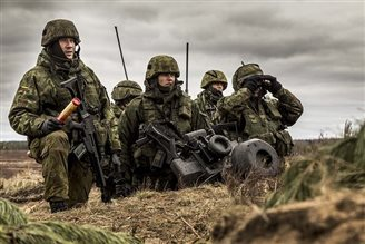 NATO battalions in Poland, Baltics, from early 2017: Stoltenberg