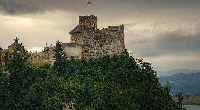 Zamek Dunajec w Niedzicy fot.Vikipedia