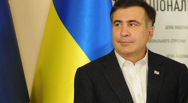 Михеил Саакашвили.