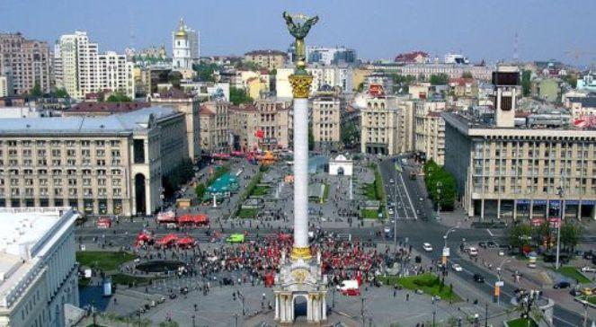 Zdjęcie ilustracyjne. Majdan Niezależności w Kijowie