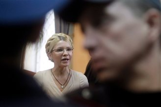 EU tries to mediate in Tymoshenko case