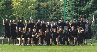 Polish team wins ultimate Frisbee European championships