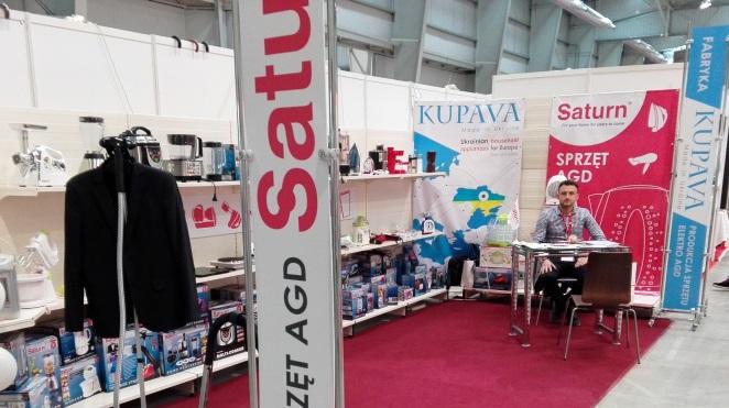 Українсьі вироби на китайській виставці у польській столиці