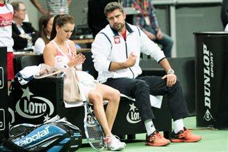Robert Radwański slams daughter Agnieszka's coach