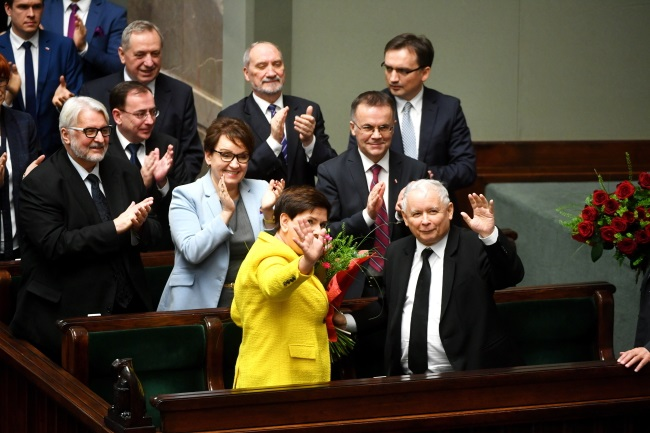 Polish finance chief Morawiecki to be the new prime minister