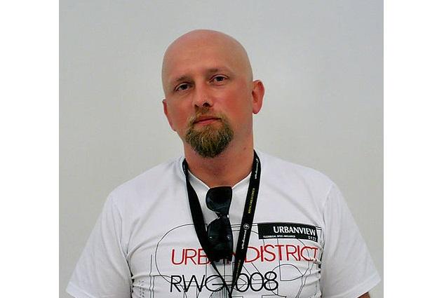 """Robert Wegner, twórca cyklu """"Opowieści z meekhańskiego pogranicza"""""""