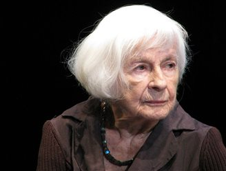 Polish acting legend Danuta Szaflarska dies at 102