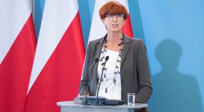 Міністр праці, родини та соціальної політики Польщі Ельжбєта Рафальська