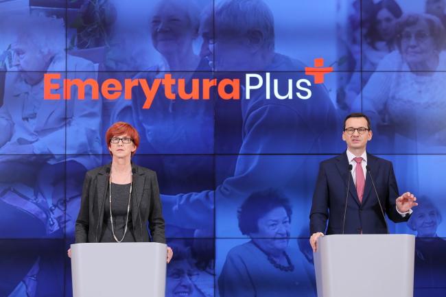 Майже 10 млн поляків отримають «тринадцяту пенсію»