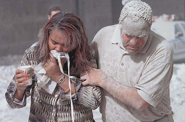 The 9/11 attacks resulted in about 3,000 deaths. Photo: Wikimedia Commons
