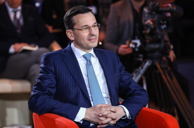 Mateusz Morawiecki. Photo: PAP/Rafał Guz