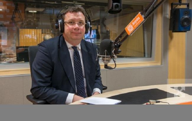 Poland's Deputy Justice Minister Michał Wójcik. Photo: Wojciech Kusiński/Polish Radio