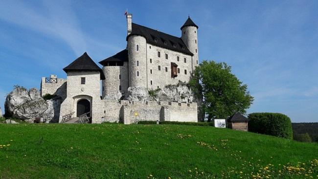 Замак Бабаліцы.