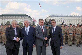 Polish-British security consultations