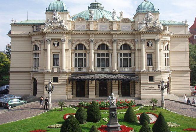 Театр ім. Юліуша Словацького у Кракові