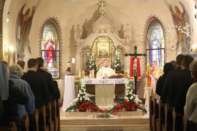 Polski kościół w Budapeszcie. Zdjęcie ilustracyjne
