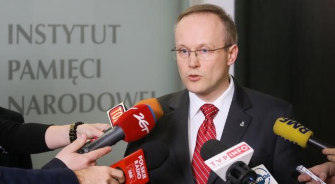 Директор Інституту національної пам'яті Польщі Лукаш Камінський