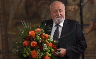Prize for Polish composer Penderecki