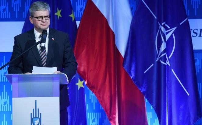 Глава Бюро національної безпеки Польщі Павел Сольох