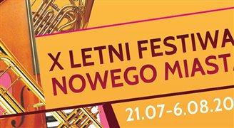В Варшаве начинается Х Летний фестиваль Нового города