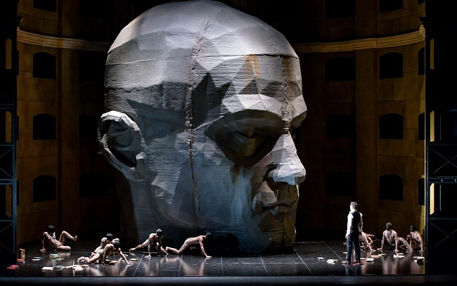 The production of Król Roger at the Royal Opera House. Photo: Facebook.com/Royal Opera House