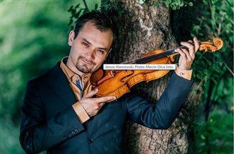 Focus: A Stradivari for anniversary of Polish Independence