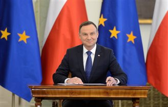 President Duda signs budget bill into law