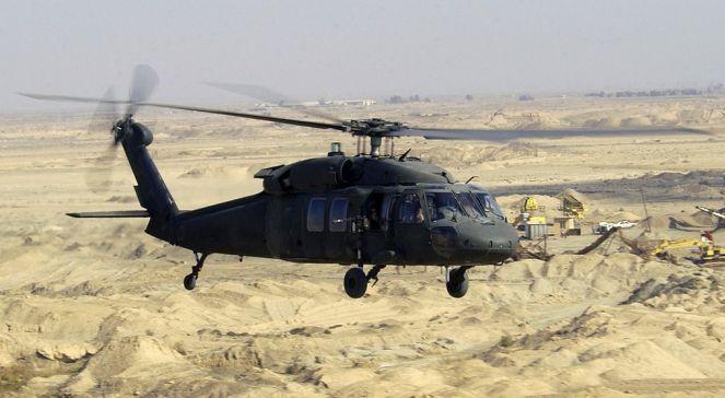 Гелікоптер UH-60A Black Hawk