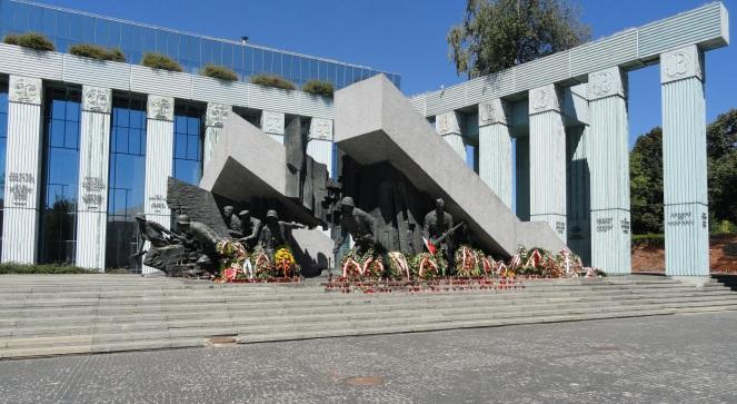 Меморіал Варшавського повстання