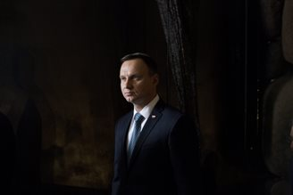 Polish president in Israel and Palestinian Territories