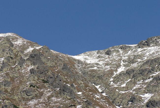 The Krzyżne pass in the Tatra Moutains. Photo: wikimedia commons/Krzysztof Dudzik