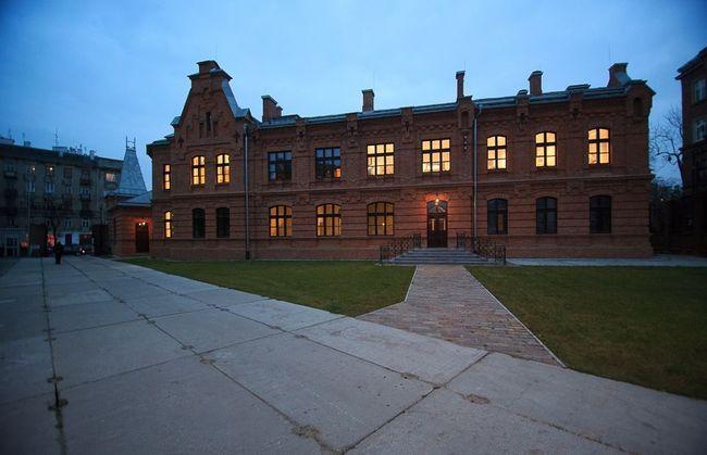 The Praga Koneser Centre in Warsaw. Photo: wikimedia commons/Maciej Kruger