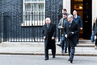 Poland reassured by UK PM about Polish citizens' rights