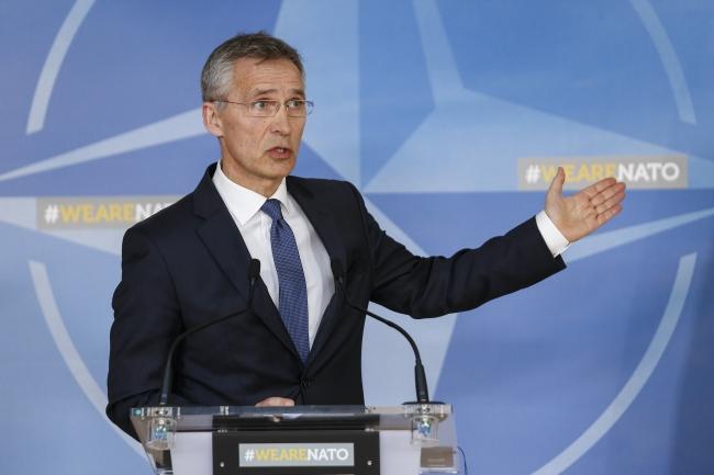 Генеральний секретар Північноатлантичного альянсу Єнс Столтенберґ